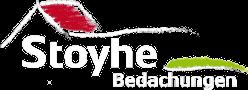Stoyhe Bedachungen Logo
